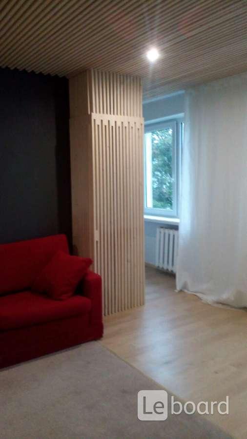 Однокомнатная квартира 29 кв. м в Эстонии