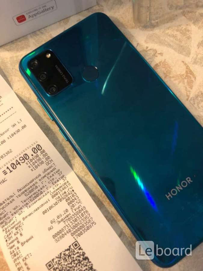 Honor9a